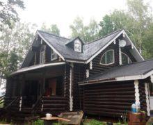 Гидроизоляция скатной крыши
